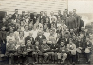 Ansatte i 1925
